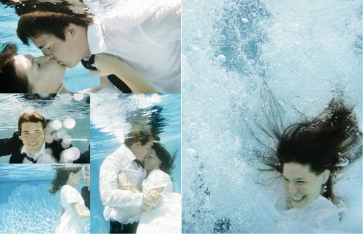 Fotos debajo del agua
