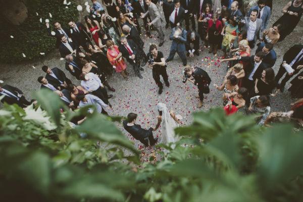 La boda de andrea y david - Lucio barcelona decoracion ...