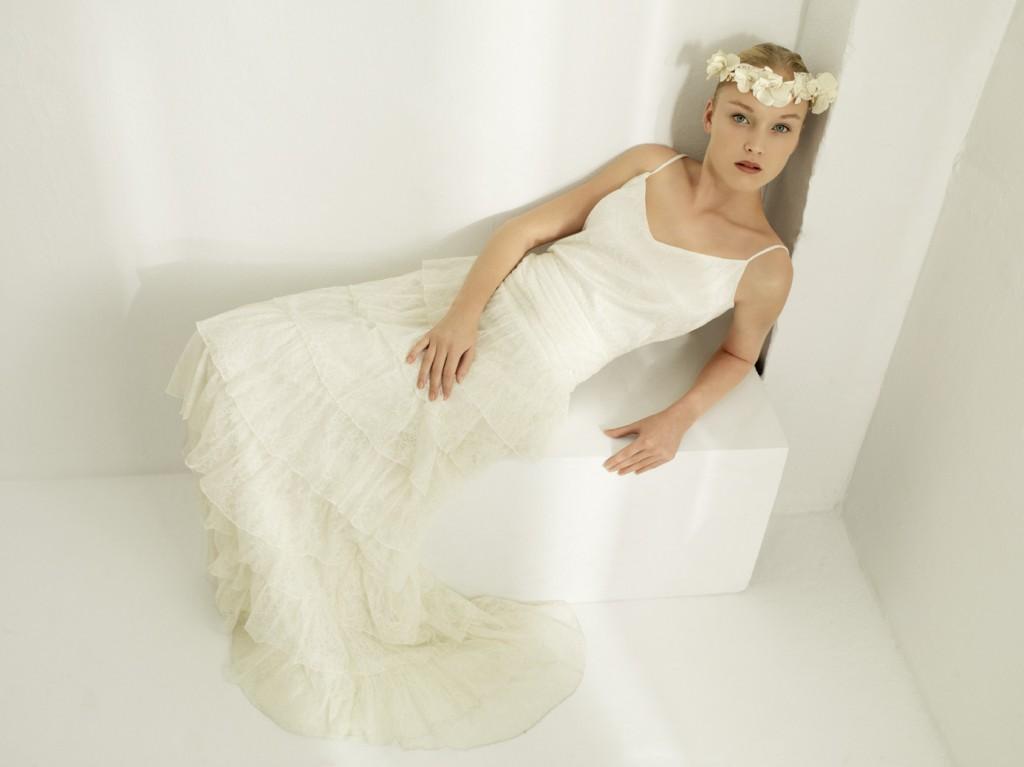 Otaduy, vestidos de novia bohemios