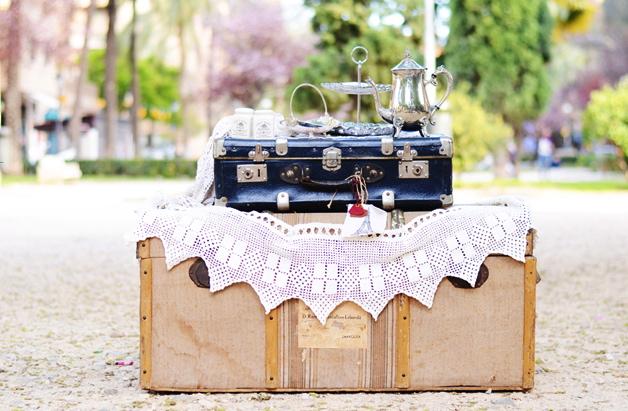 Like & Love La maleta vintage  | 321mecaso