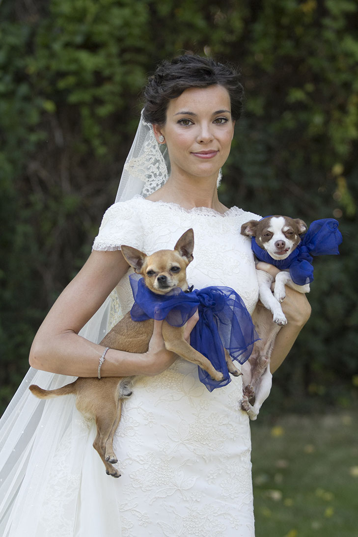 Vestido novia Caprile | 321mecaso