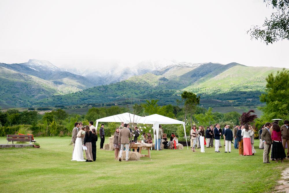 Una boda chic en el campo | 321mecaso