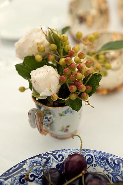 Flores inspiración Toscana | 321mecaso