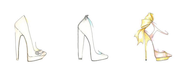 Magrit couture zapatos boda | 321mecaso