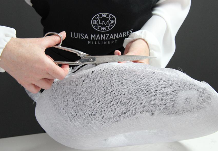 Luis Manzanares tocados y pamelas | 321mecaso