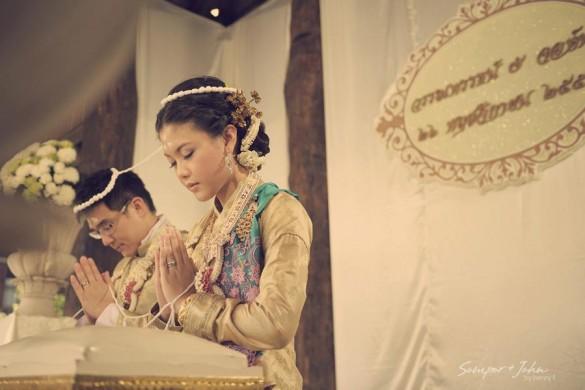 Una boda tradicional tailandesa | 312mecaso