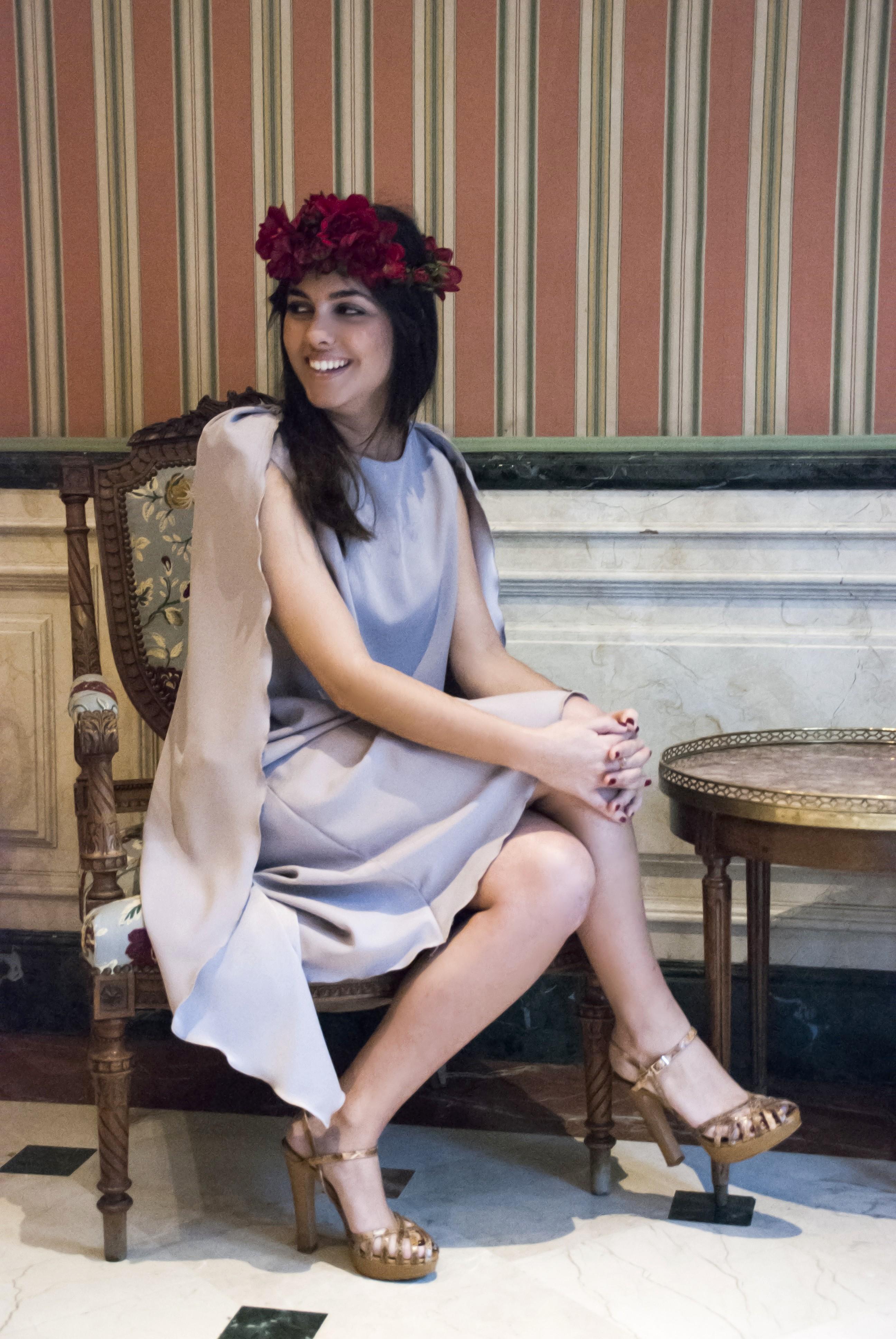 coussin bliss vestidos para invitadas de boda