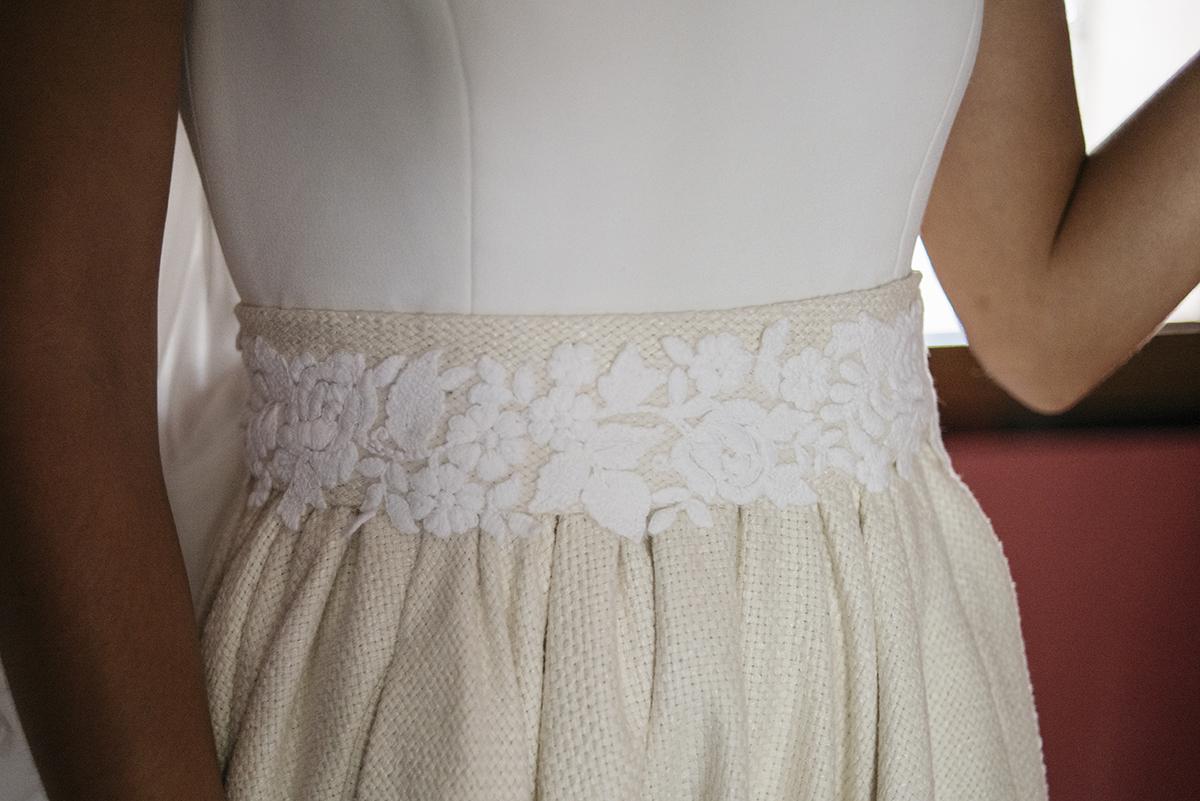 Boda Finca Santa Catalina vestido Isabel Nuñez