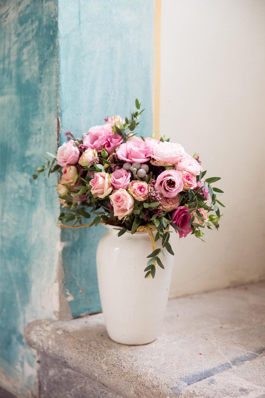 Andrés Cortes decoración boda