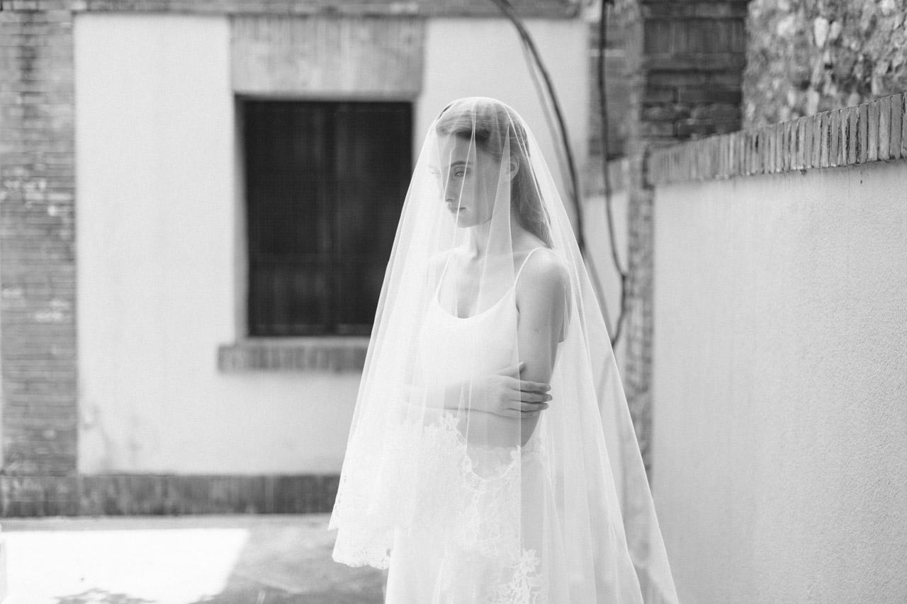 Vestido novia Gloria Ríos