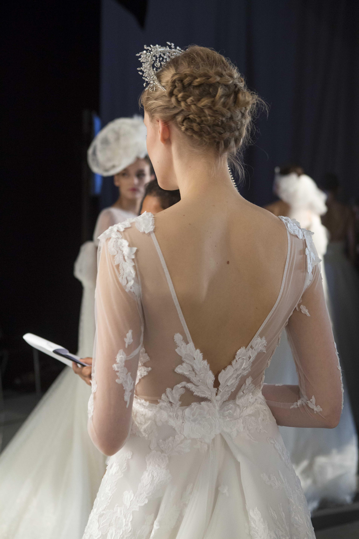 peinados de boda