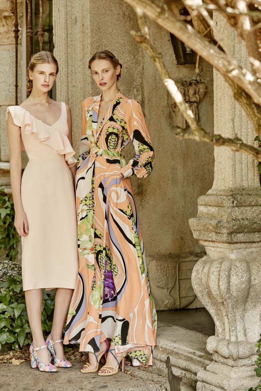 vestidos invitadas verano