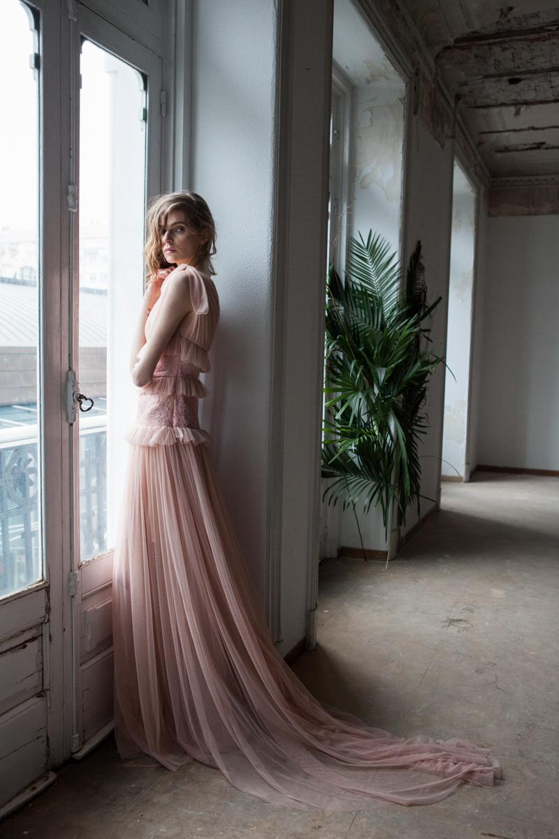 Vestido Invitada Boüret
